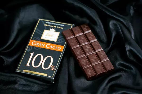 世界八大最优秀的巧克力工艺大师之一,要用这块黑巧征、服、你巧克力8