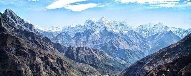 喜马拉雅山中国占多少(喜马拉雅山里面还有古国吗)