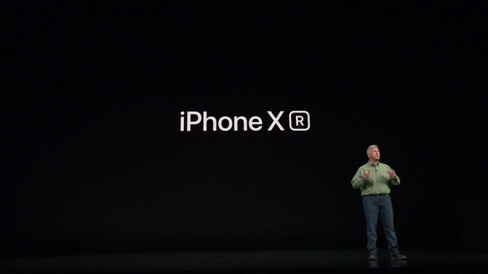 2018 年苹果秋季发布会