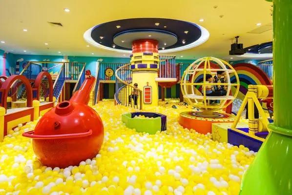 不同地理位置的儿童乐园运营方法有什么不同? 加盟资讯 游乐设备第4张