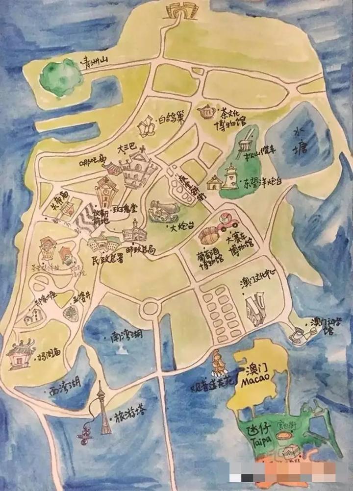 澳门出行攻略(住宿、景点、饮食、购物)(图1)