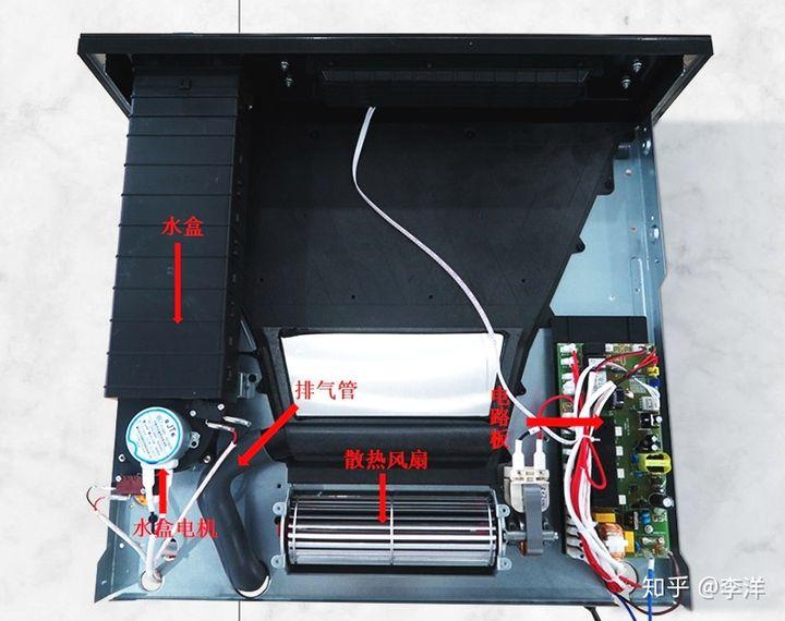 拆机详解:德普嵌入式蒸烤箱T550,内部详情曝光 电器拆机百科 第14张