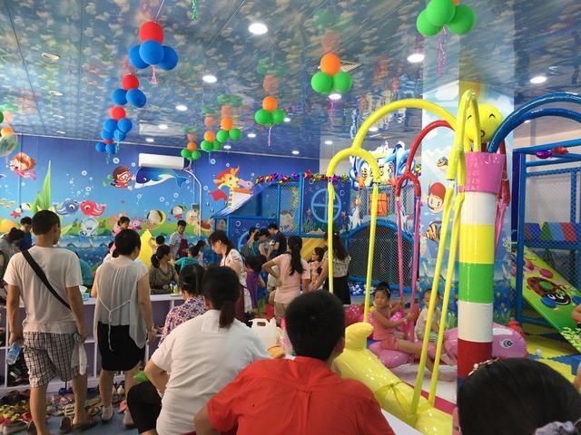 儿童游乐园发展趋势是什么?值得大家投资? 加盟资讯 游乐设备第1张