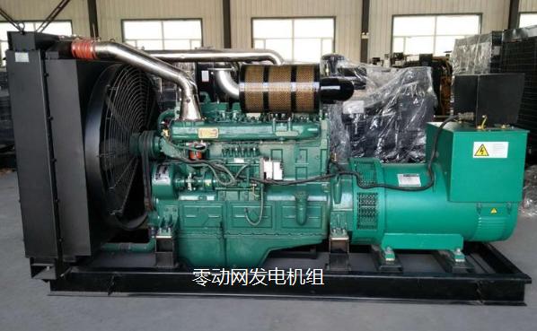 贵州通柴发电机组产品高清图片