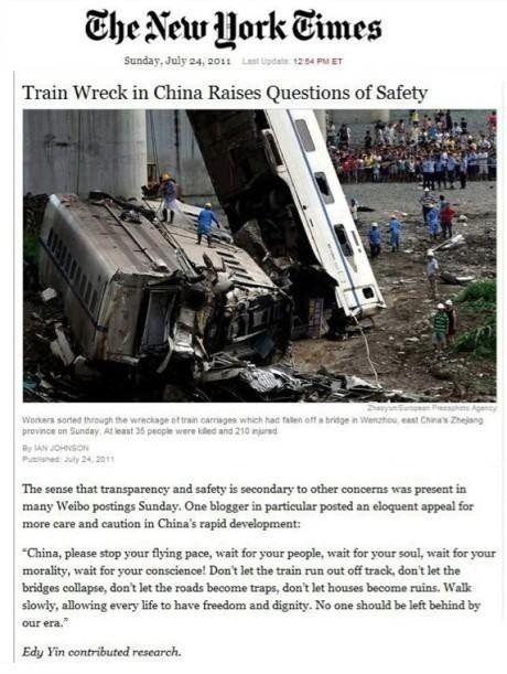 新幹線 事故 中国 中国の高速鉄道事故処理には唖然 体制批判恐れての急ぎ収束は異常|牧野義司|賢者の選択