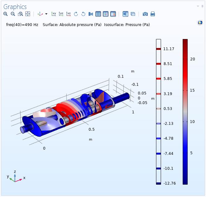 如何在 COMSOL 软件中比较两个模型文件插图7