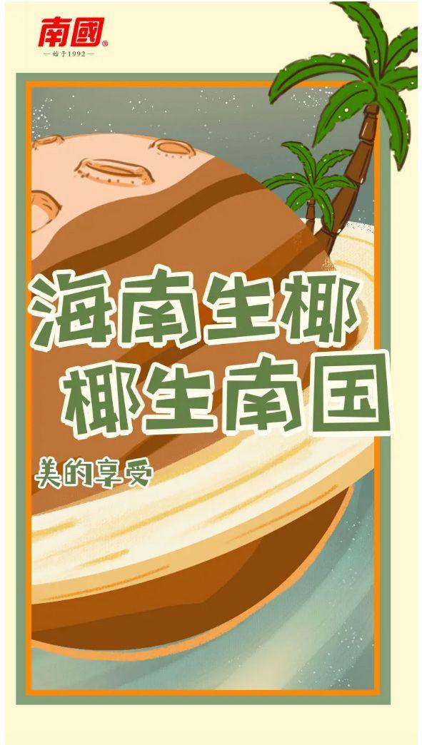 """【椰子星球】连载9:本土化""""椰味超市""""问世 南国食品"""