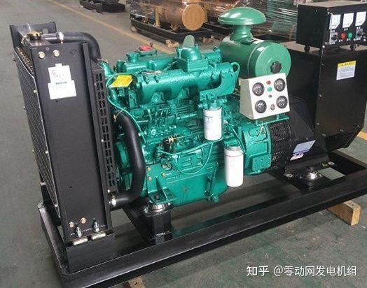 铜仁上柴+静音型发电机组产品图