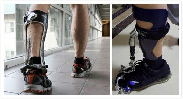 T-Xanadu One 这个团队把外骨骼的应用拓展到户外装备市场,省去徒步者 50% 的力气