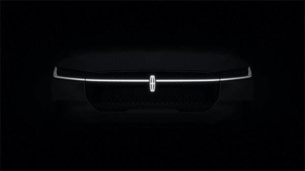 林肯首款纯电新车预告图 基于RIVIAN平台打造