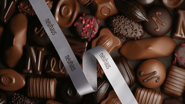 比利时手工巧克力的历史巧克力2