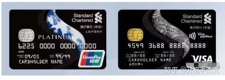 2020年哪些「银行白金(金卡)」信用卡值得推荐?