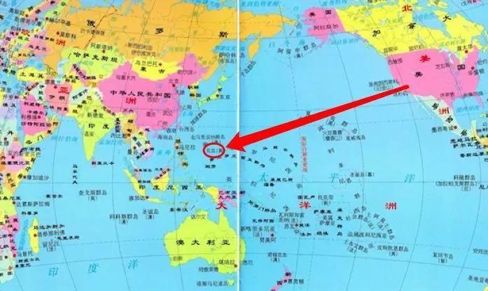 关岛是哪个国家的(关岛有景区吗)