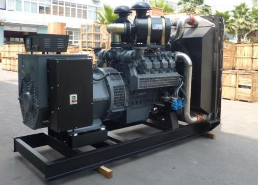 发电机漏油和发电机组不漏油对比分析