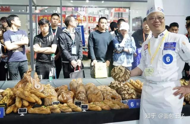 普通面包师如何技术进阶走向国际?