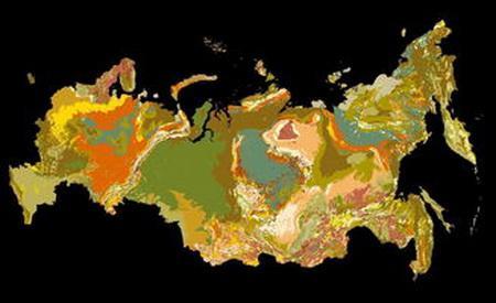 俄罗斯属于哪个洲(俄罗斯自己人怎么看待自己国家)