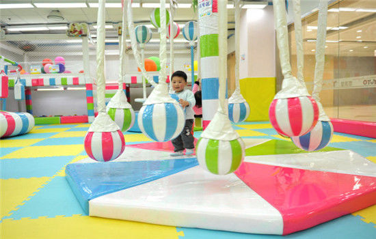 如何增加儿童乐园的客户粘度? 加盟资讯 游乐设备第3张