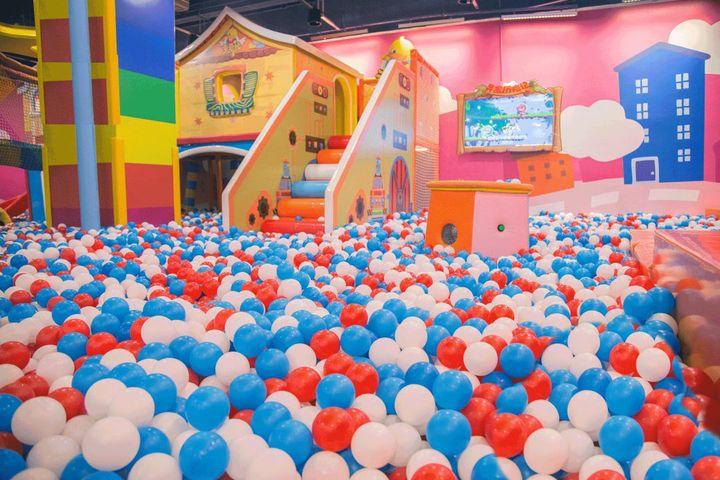 在商场开个300平米儿童游乐场多少钱? 加盟资讯 游乐设备第1张