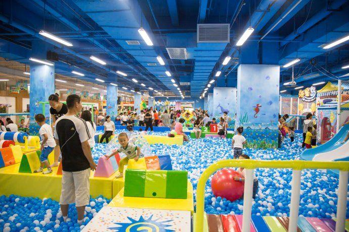 在县城开儿童乐园应如何选址? 加盟资讯 游乐设备第1张