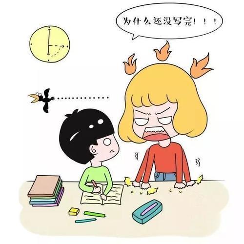 孩子做作业拖拉,如何让孩子按时完成作业?插图(34)