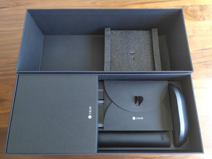 扫描仪界里颜值最高,台灯界里最会扫描——成者(CZUR)Aura Plus旗舰书籍扫描仪评测