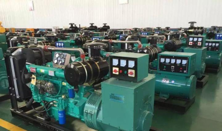 河北+发电机组 有哪些生产厂家?河北东康发电机厂家怎么样?