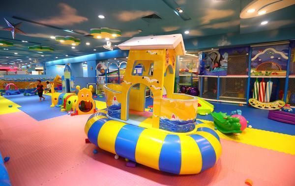 打动吸引家长带孩子来儿童乐园的7个细节! 加盟资讯 游乐设备第2张