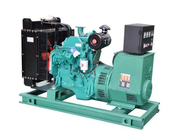 40KW发电机组产品图-40KW静音集装箱发电机组产品图