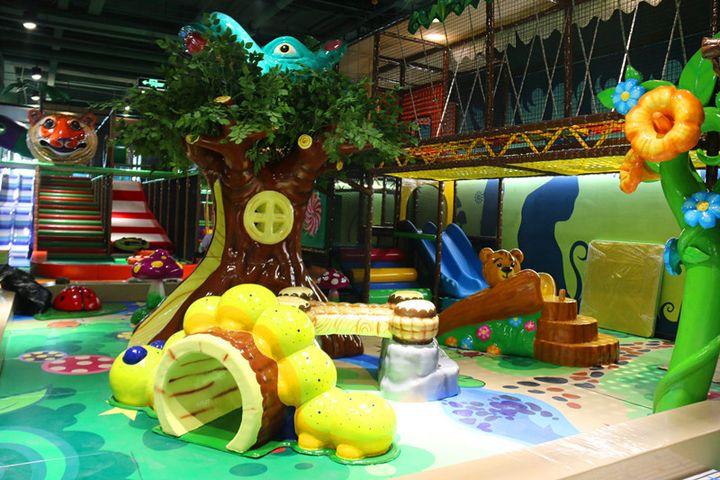 西安怎么开一家儿童乐园? 加盟资讯 游乐设备第6张