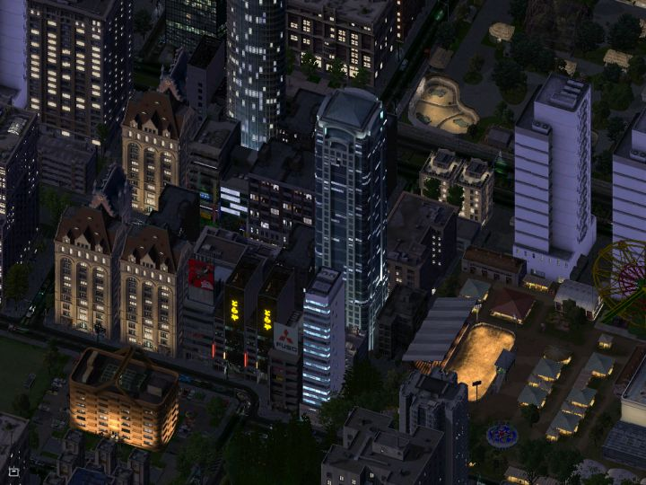 从《模拟城市4》到《城市天际线》——一个城市建设游戏爱好者的自述与评价