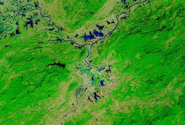 鄱阳湖是中国第一大淡水湖吗(鄱阳湖还会增加面积吗)