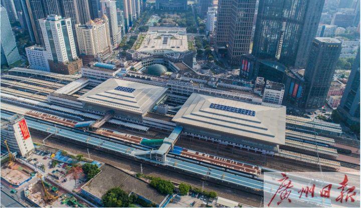 广州东站进去了怎么坐高铁(广州东站要改吗)