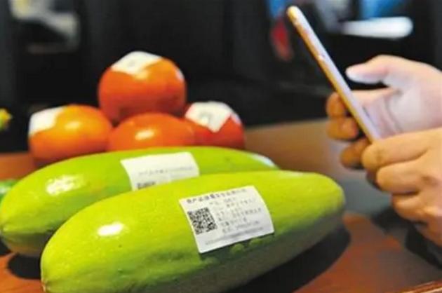 """区块链技术有望成为""""食品安全问题""""的终结者"""