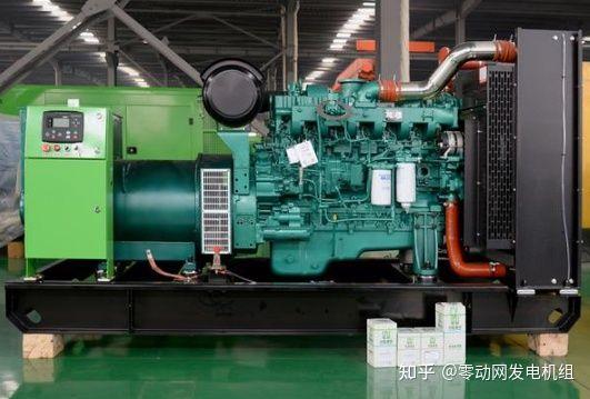 深圳小区常用的玉柴发电机组产品图展示