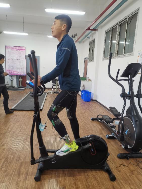 麦瑞克椭圆机通过清华大学运动健康权威检测,比跑步更安全有效