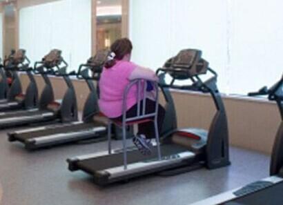 就是你!别呆在跑步机上不敢下来了!