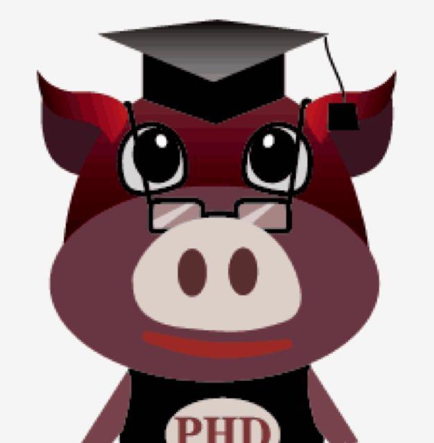 猪头博士后