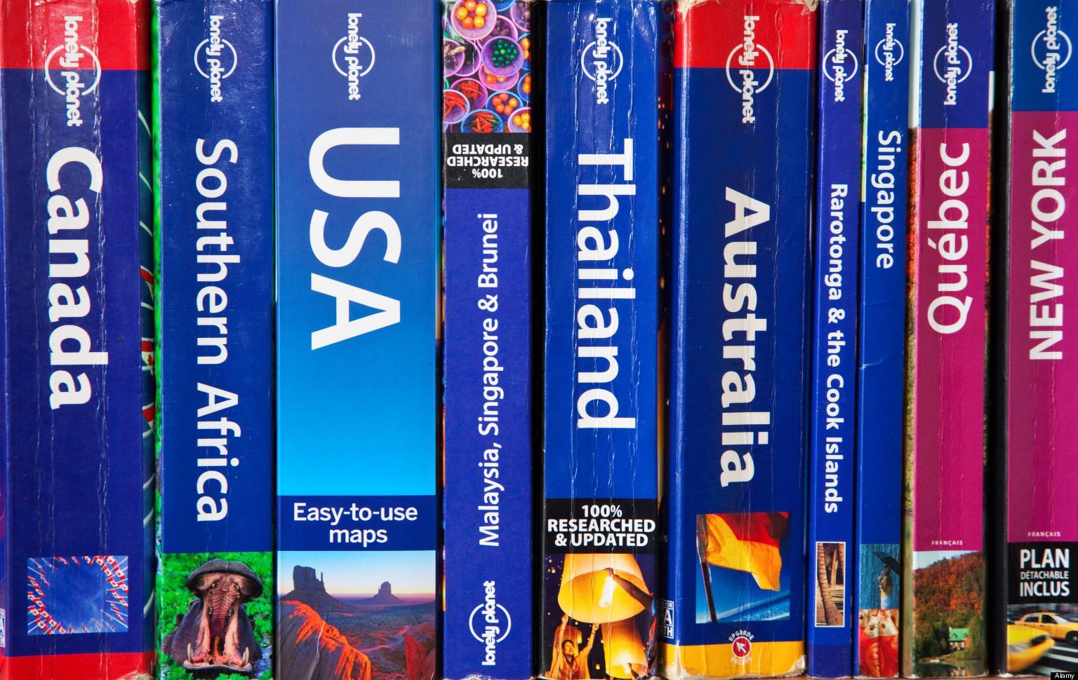 当旅游指南鼻祖 Lonely Planet 做了一个 App 时,它是怎么做的?| NEXT Big
