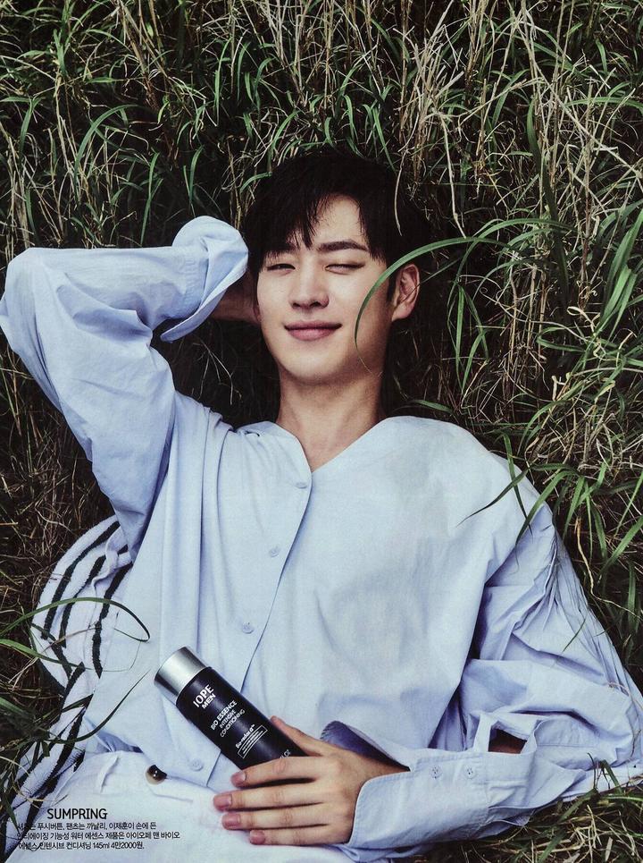 求韓劇《信號signal》男主角——心理側寫師樸海英(李帝勛飾)的人物圖片