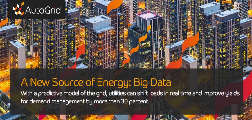 【能创】AutoGrid——当电力遇上大数据,会擦出怎样的火花?
