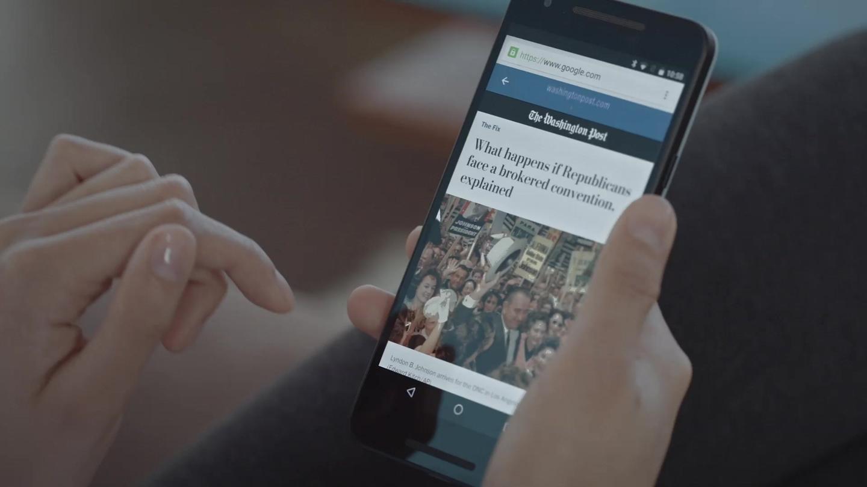 争夺下一个新闻入口?Google 的「Instant Articles」于今日正式上线 | NEXT Big