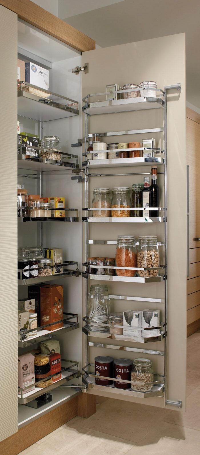 厨房收纳是考验持家高手的终极标准