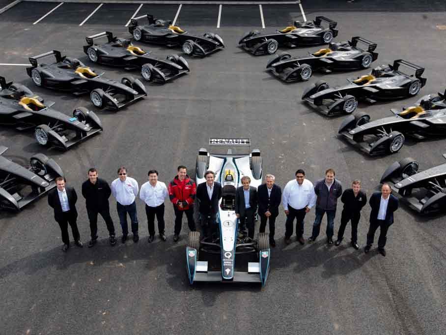 f1方程式赛车车架标准件_电动方程式锦标赛(Formula E)有哪些特点?与其他汽车赛事有 ...