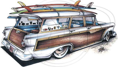 汽车历史画报:SUV的前世今生(上)旅行车的兴衰