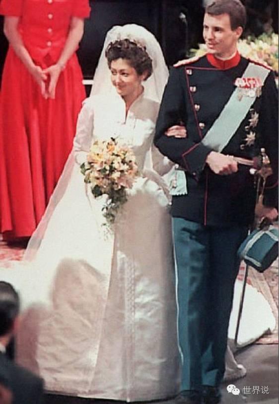 丹麦王妃文雅丽复婚_丹麦前王妃文雅丽与丹麦二王子约阿希姆