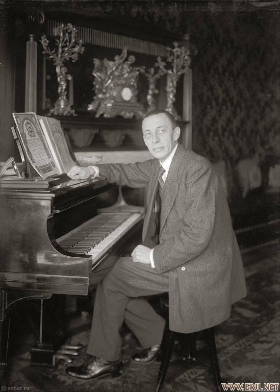 拉赫玛尼诺夫_拉赫玛尼诺夫既是作曲家也是钢琴家,那么他的钢琴演奏水平 ...
