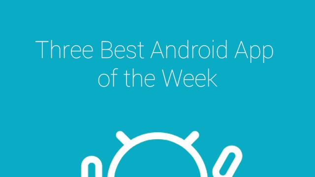 Android 应用每周精选 #13