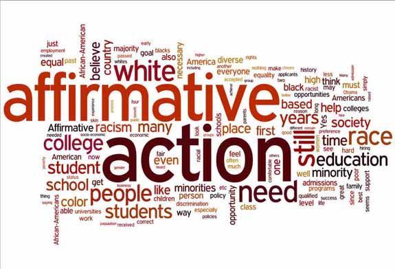 """""""平权法案""""(Affirmative Action)与费雪案:什么是真正的公平?"""