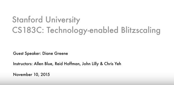 2015年斯坦福创业课程-技术驱动的闪电式扩张(Blitzscaling) 15: VMware