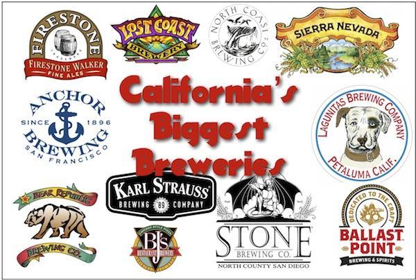 美国精酿酒厂巡礼(1)--加利福尼亚